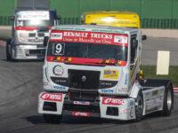 Europart auf dem 28. ADAC Truck-Grand-Prix vom 12. bis 14. Juli