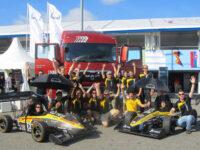 MAN fördert angehende Ingenieure bei der Formula Student Germany 2013