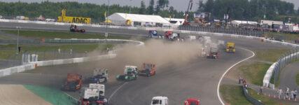 Truck-Grand-Prix auf dem Nürburgring als Besuchermagnet