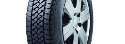 Lamellenreifen von Bridgestone für mittlere und schwere Transporter