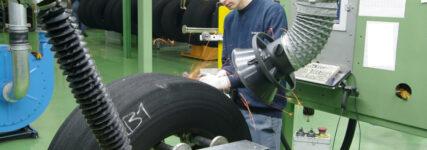 Goodyear Dunlop erweitert Angebot um die Heißrunderneuerung von Reifen