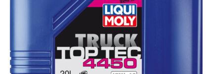 Kurzstrecken: Motorenöl von Liqui Moly für Nutzfahrzeuge