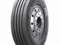 Hankook präsentiert auf Nufam Lkw-Reifen für gemischte Einsatzbedingungen