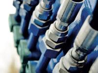 Leitsystem für geeignete Hydraulikpakete im Katalog von Winkler