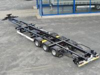 Neues Konzept von Krone für Automobil-Logistiker