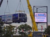 Gute Resonanz: Über 20 000 Besucher bei der Nutzfahrzeugmesse Nufam