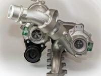 Motair bietet industriell wiederaufbereitete Turbolader an