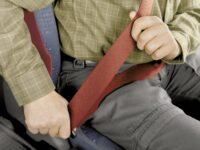 Nur die Hälfte aller Lkw-Fahrer legt den Sicherheitsgurt an