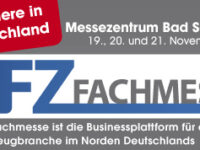 Nfz-Fachmesse vom 19. bis 21. November in Bad Salzuflen