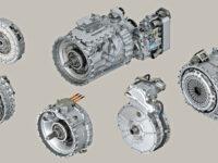Doppelkupplungs- und Hybridmodul von ZF für schwere Lkw