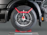 'HD-30 Easy-Touch'  von Koch für schnelle Lkw-Achsvermessung