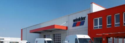 Winkler eröffnet neuen Betrieb in Eschlikon (Schweiz)