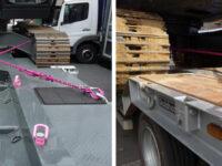 Belastbare Zurrpunkte von Rud für die Ladungssicherung