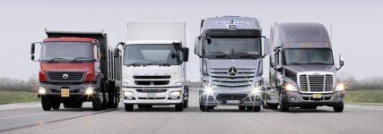 Daimler Trucks verzeichnet bestes Absatzjahr seit 2006