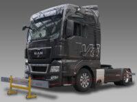 Achsmessanlage 'HD-30 EasyTouch' von Koch auch für ACC-Sensoren