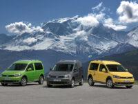 Volkswagen Nutzfahrzeuge verzeichnet positiven Jahresbeginn