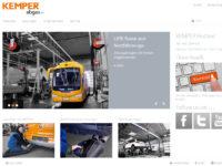 Abgasabsauganlagen von Kemper für saubere Werkstattluft