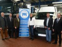 Elektro-Transporter von Iveco für die Berufsausbildung