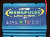Kapazitäten im Griff mit dem 'Megapulse'  von Novitec