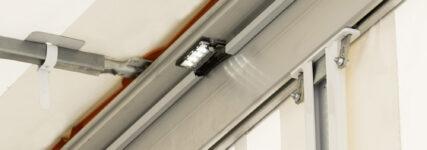 LED-Innenraumleuchten von Titgemeyer für Kofferaufbauten