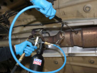 Dieselpartikelfilter-Reinigungsset von Liqui Moly für Transporter