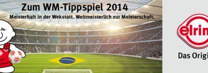 Tippspiel von Elring zur Fußball-WM