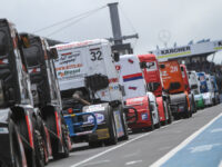 Goodyear: Start in die zehnte FIA-Truck-Racing-Europameisterschaft