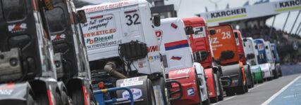 Goodyear: Start in die zehnte FIA-Truck-Racing-Europameisterschaft