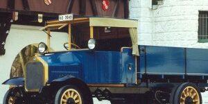Vor 90 Jahren bei MAN: Erster Lkw mit Diesel-Direkteinspritzung