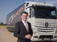 Autonomes Fahren: Daimler stellt 'Mercedes-Benz Future Truck 2025' vor