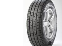 Nfz-Reifen: Pirelli führt Winter-Version des 'Carrier' ein