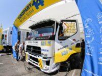 Europart: Bremsscheiben halten bei Truck Racing bis zu 600 Grad aus