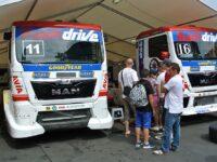 Carat beim Truck-Grand-Prix: Motorsport, Show und Musik zum Anfassen