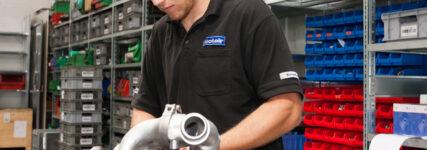 'Heavy Turbo': Motair Turbolader auf der IAA-Nutzfahrzeuge in Hannover