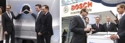 IAA Nutzfahrzeuge in Hannover eröffnet