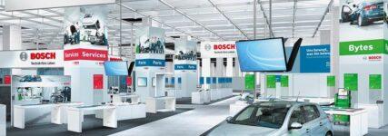 Bosch hat zukunftsfähige Werkstatt im Visier
