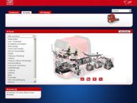 3D-Teilesuche für Lkw mit Online-Katalog von Febi