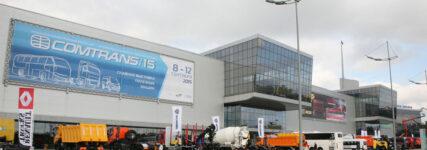 Comtrans 2015: Internationale Nutzfahrzeug-Leitmesse für Osteuropa