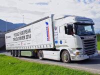 Scania-Fahrerwettbewerb 2015: Anmeldungen bis Jahresende möglich