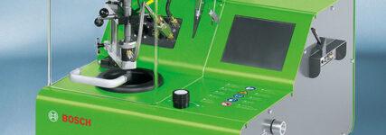 Werkstatt-Equipment von Bosch für den freien Nfz-Reparaturmarkt