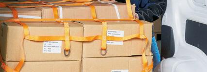Evers bietet Seminare zur Ladungssicherung an