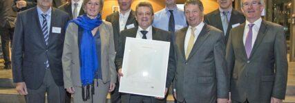 Goodyear erhält Innovationspreis für Intelli-Max-Lkw-Reifen-Technologie