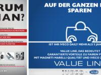 Iveco: Zeitwertgerechte Reparatur mit Reman & Value Line