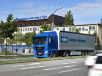 Knorr-Bremse startet mit Umsatzwachstum ins Jubiläumsjahr