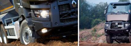 Renault Trucks stattet Baureihe K künftig mit Getriebe 'Optidriver Xtrem' aus