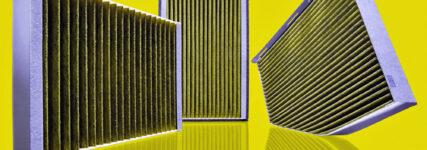 Mann-Filter bringt neuen Innenraumfilter für Transporter auf den Markt