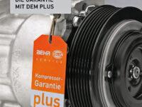 Mehr Sicherheit durch 'Kompressor-Garantie plus' von Behr Hella Service