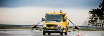 Mercedes-Benz: Transporter Training on Tour 2015 startet im Mai