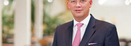 Olaf Giesen steigt als Geschäftsführer bei Schlosser Europart ein