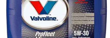 Valvoline: Motoröl als Mittel zur flüssigen 'Betriebskostenoptimierung'